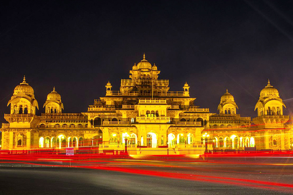 Albert_Hall_Museum_Night_View_Jaipur