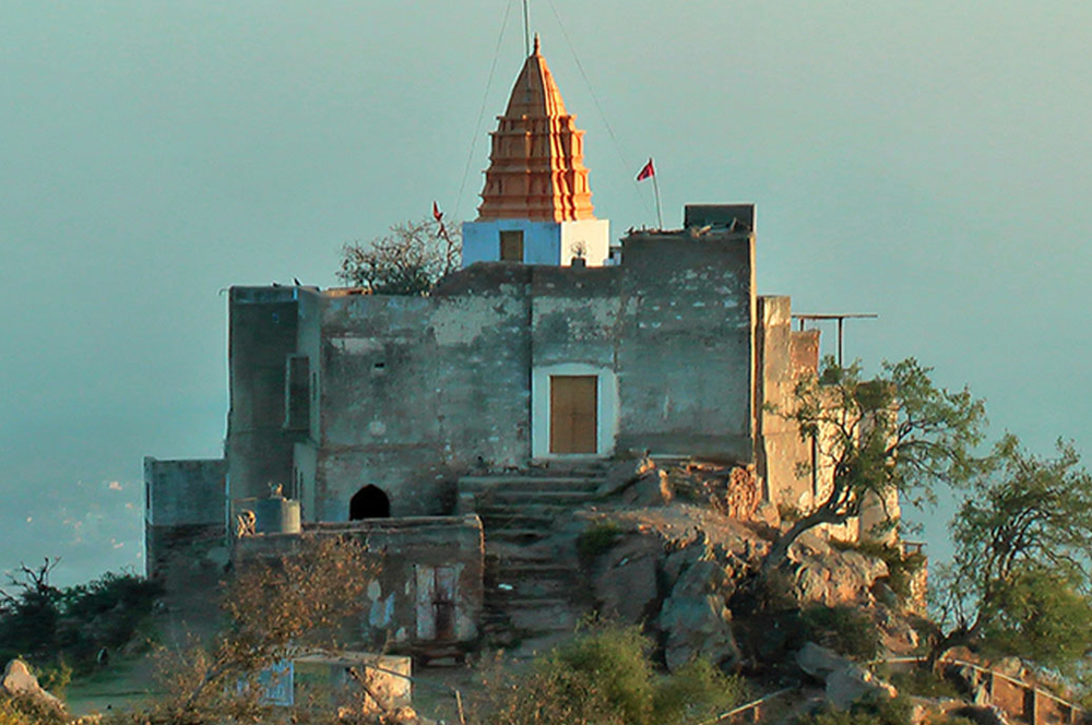 savitri_temple_pushker