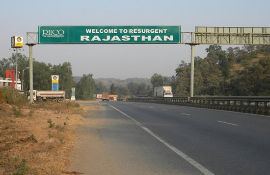 rajasthan-road-distance